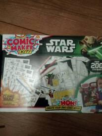 Star wars comic strip maker