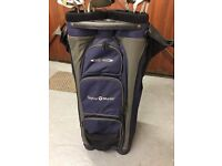 For sale a Taylor Made Vor-Tech Golf Bag in very good condition