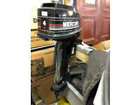 4HP Mercury Outboard -REDUCED