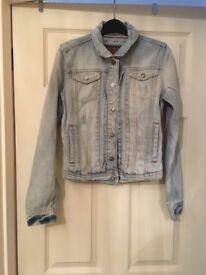 Size 10, river island jean jacket