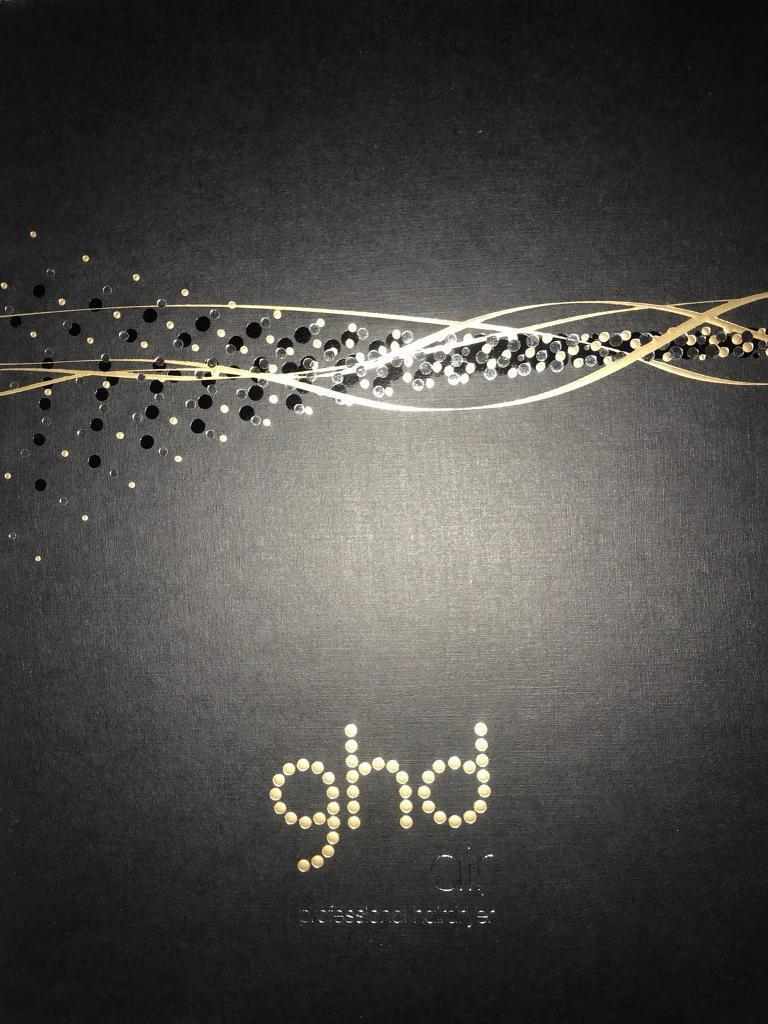 GHD air professional hair dryer
