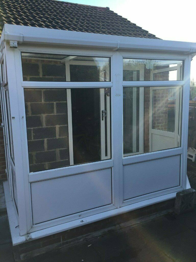 Upvc Conservatory Sunroom Porch Dismantled Can Deliver