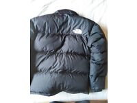 Men's North face puffer
