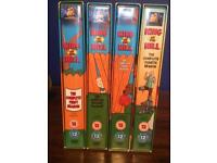 King of the Hill DVD's