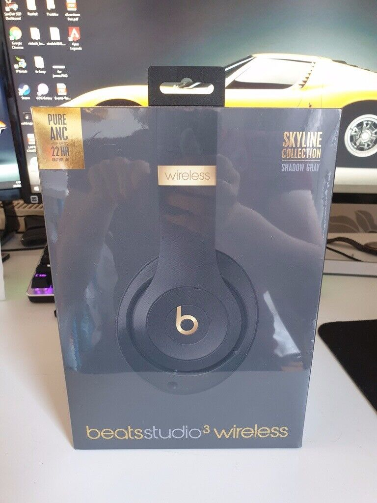 Beats by Dre, Studio3 Wireless, Brand New & Sealed | in Exmouth, Devon |  Gumtree