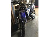1996 Yamaha YZ125 Super Evo Motocross Bike