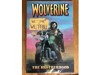 Wolverine: The Brotherhood (Graphic Novel)