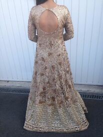 Indian Couture Partywear/Bridal Dress