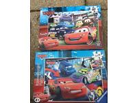 Disney cars jigsaws