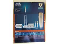 New Oral B electric toothbrush smart series
