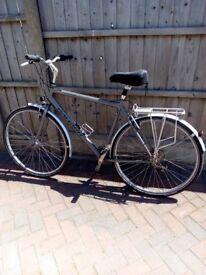 Gents Raleigh Pioneer Bycycle