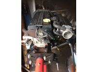 mg/rover engine and gearbox