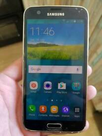 Samsung Galaxy S5 fully working unlocked
