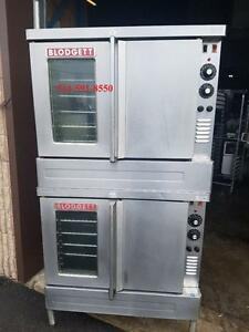 BLodgett Four a Convection Electrique Bakery Oven Electric DOUBLE
