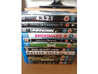 Blu Ray Bundle Excellent Titles - The Walking Dead - Conan - Apes etc