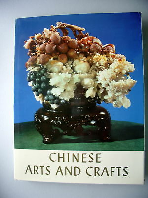 Chinese Arts and Crafts 1973 Sculpture Carving China