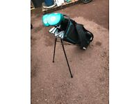 Ram EZ3 Ladies Petite / Kids Golf Clubs and Bag Set (rrp £200)