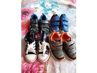 Boys shoes infant size 7
