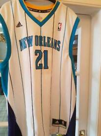 New Orleans basketball jersey