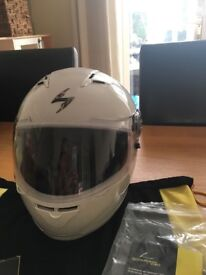 Scorpion exo helmet size xs Worn Once