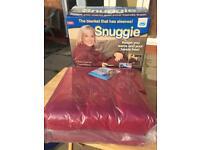 Snuggie Blanket with Sleeves