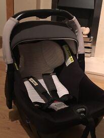 Jane Strata Car Seat, with rain cover