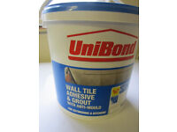 13.8Kg Unibond Wall Tile Adhesive & Grout