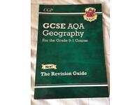 AQA CGP revision guide Geography Grade 9-1