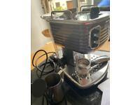 Delonghi Coffee machine & toaster