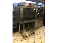 Mono BX Eco Touch Bakery Oven on stand
