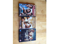 DVD Collection - The Hangover Parts I, II, III