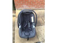 Baby car seat from birth for sale