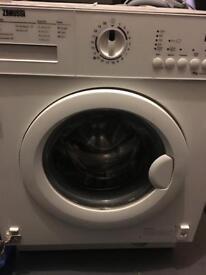 Zanussi ZWI71201WA Integrated 7Kg 1200 rpm Washing Machine
