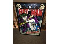 Very large batman picture