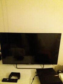"""""""43"""" SONY 4'K LCD SMART TV MODEL KD43X8309C"""