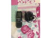 Samsung sgh d600 mobile phone