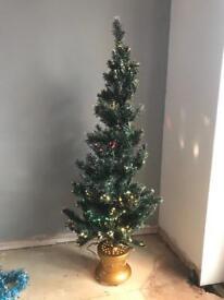 5ft fibre optic tree