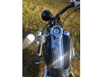 Harley Davidson Softail Springer CVO 2008