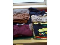 Boys Clothes Bundle 4 - 5 years (25 items)