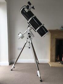 SkyWatcher 200P Telescope EQ5 Mount