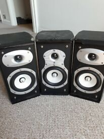 Set Of Roth OLi Series Speakers