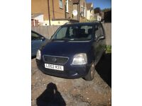 Automatic Suzuki Wagon R+, 1 previous owner, 57k mile automatic