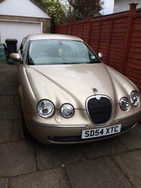 Good Servant - luxury motoring - Jaguar S 3.0SE