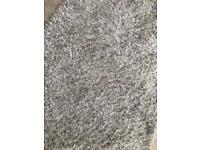 Mink coloured rug