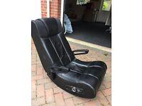 X Rocker gaming chair/s x2