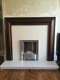 Art Deco style fireplace for sale £150