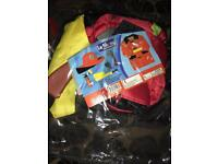 Fireman's costume 3-4