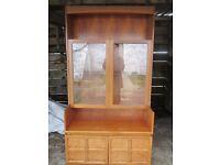 Dresser / Kitchen Display Cabinet