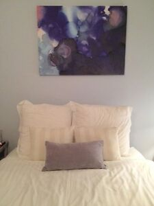Canvas Art -  Abstract Manly Manly Area Preview