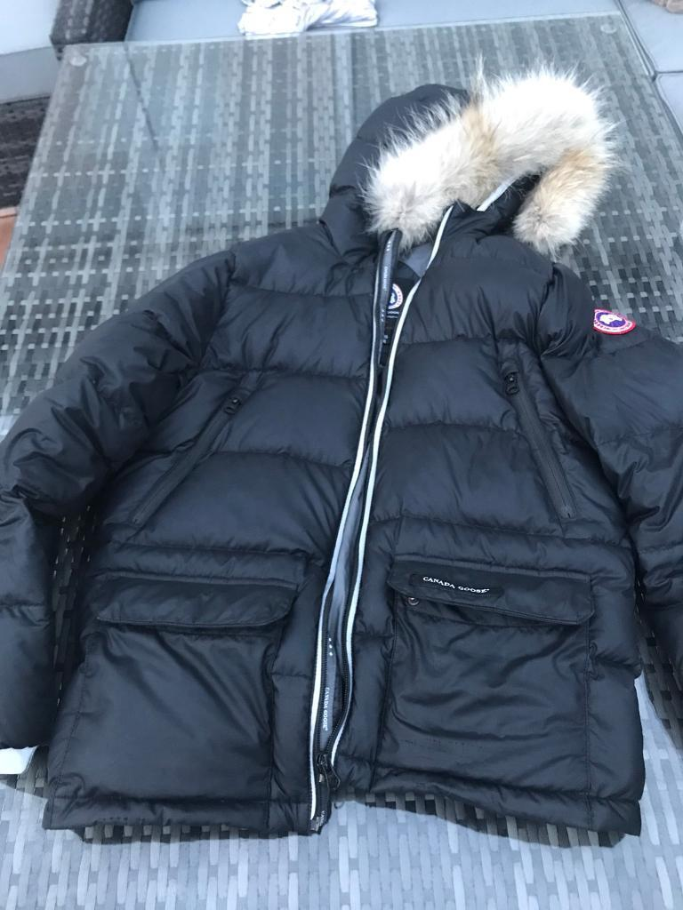 Canada Goose Coat Junior 4cbd6edf2e40
